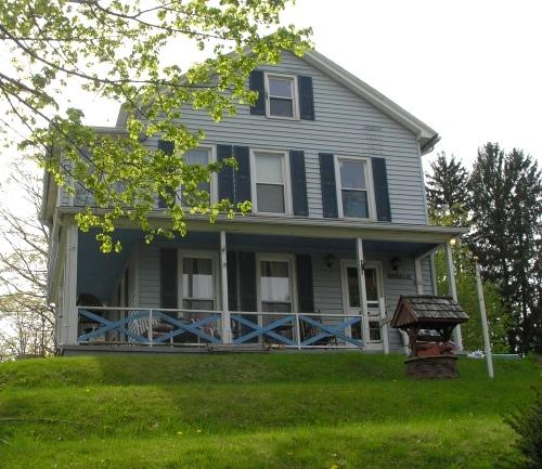 John F. Parker House