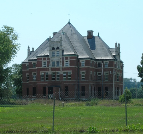 Administration Building, Norwich State Hospital