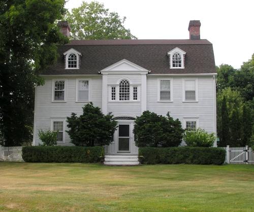 Samuel Leavitt House