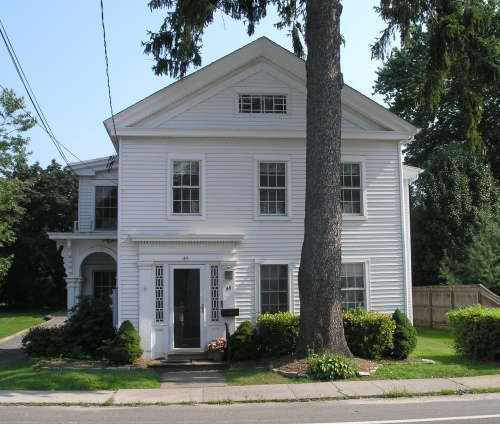 William Weld House