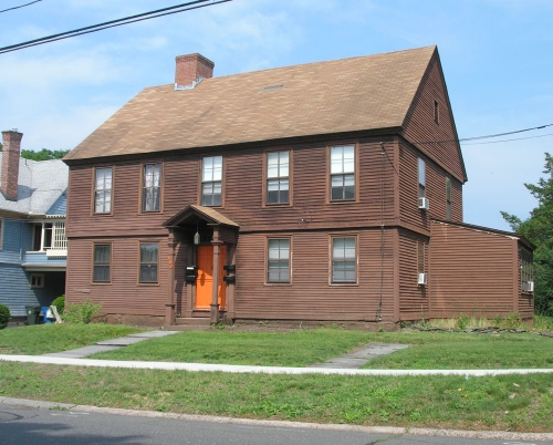Rev. Nathan Fenn House