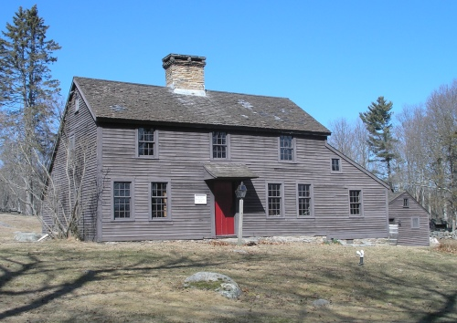 Bushnell Farm, Old Saybrook