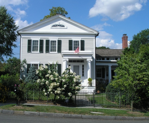 Francis Jelliff House
