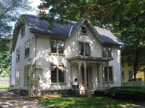 James Monroe House 1860