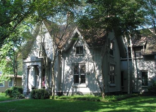 James Monroe House (1865)