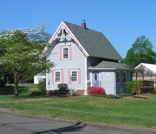 Spencer H. Burnham House