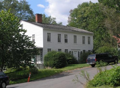 Yeoman-Taylor House