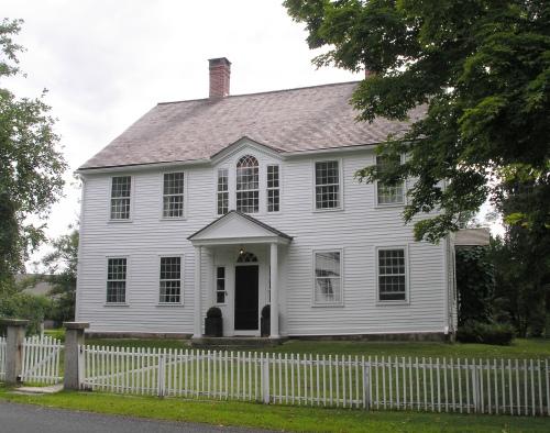 Asahel Bacon House