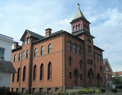 St. Joseph Catholic Church, New Britain