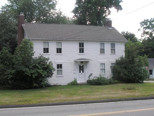 Hiram Rider House