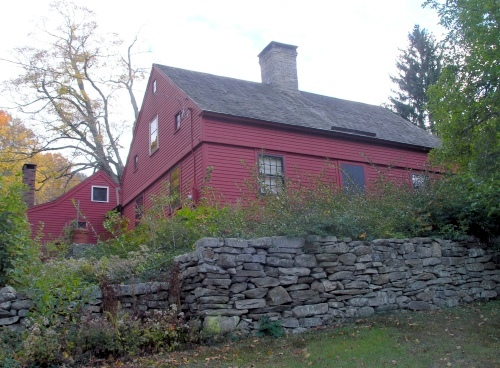 Captain John Smith House