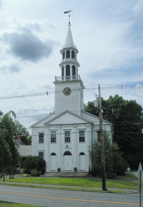 First Congregational Church of Woodbury