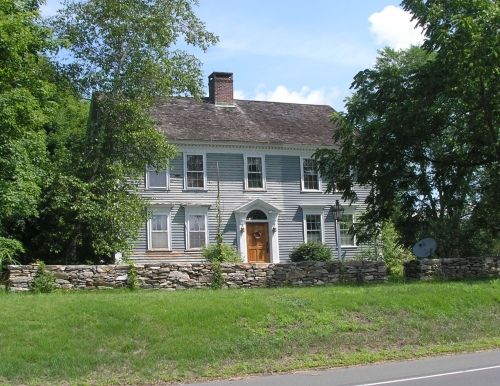 Nathaniel Root House
