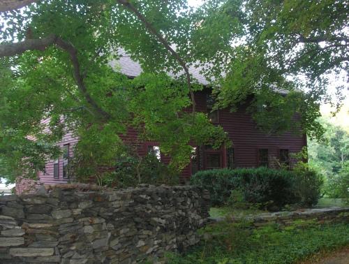 Lathrop-Mathewson-Ross House