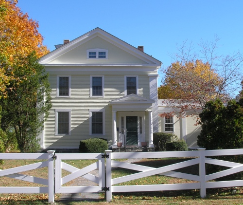Captain Charles Williams House