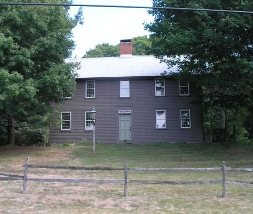 Elijah Booth House