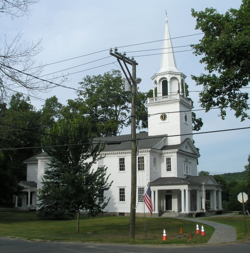 First Congregational Church of Washington, CT