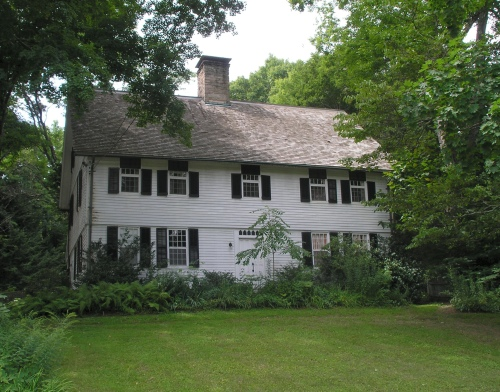 Elijah Sherman House