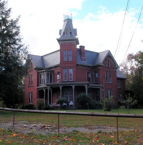 Hezekiah Scovil, Jr. House