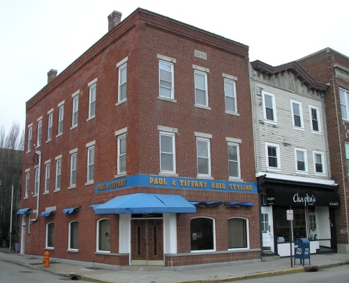 169 & 165-167 Bank Street, New London