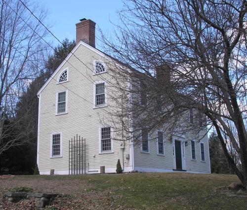 Arthur G. Evans House