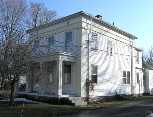 Capt. Ezra D. Post House