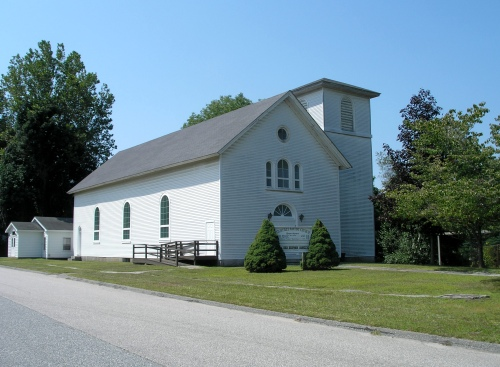 Fitchville Baptist Church