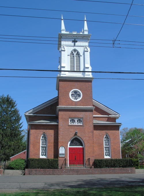 St. John's Episcopal Church, North Haven