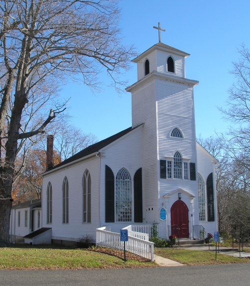 St. John's Episcopal Church, Guilford