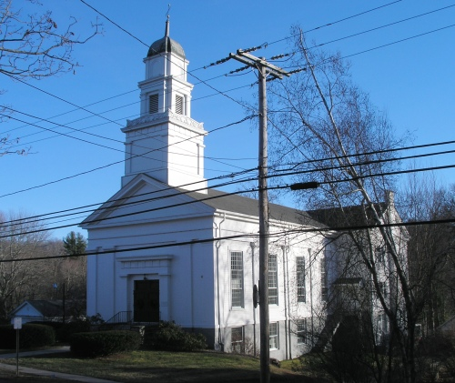 United Church of Chester