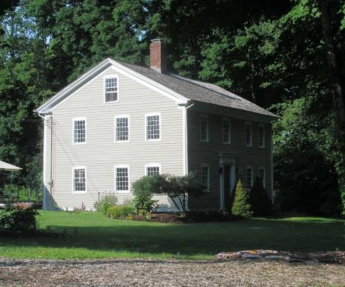 Zaccheus Baldwin House