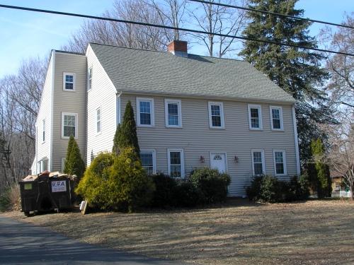 Asahel Olcott House