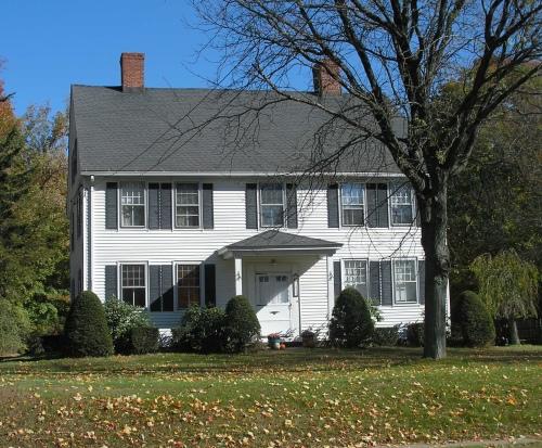 Capt. Sylvanus Griswold House