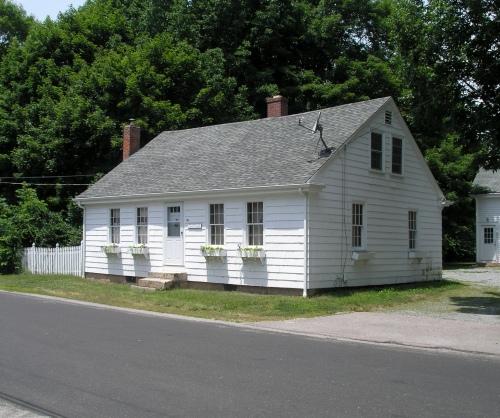 Rev. Joseph Ayer House
