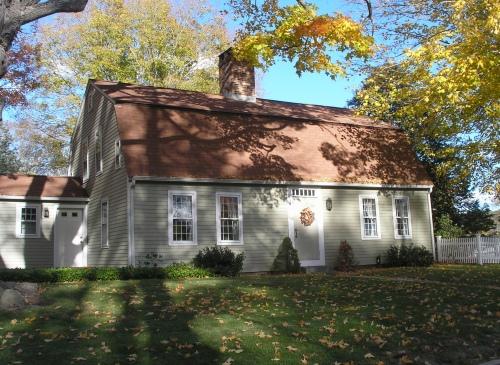 Jeremiah Shailer House