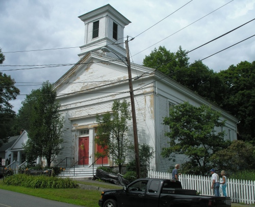 Woodbury United Methodist Church