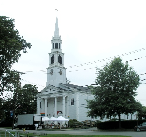 First Congregational Church on the Green, Norwalk