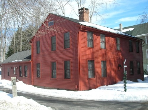 Bazaleel Hutchinson House