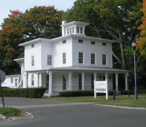 Alva Orrin Wilcox House, 1854