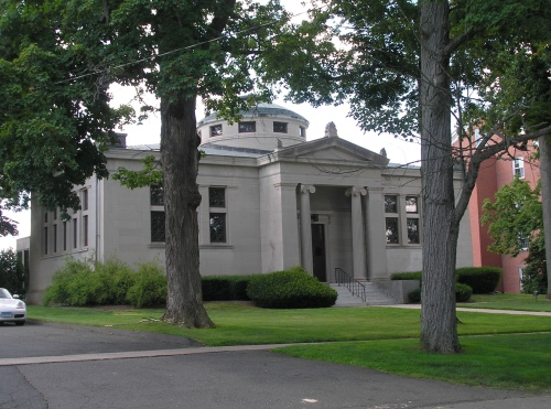 S. Kent Legare Library (1899)