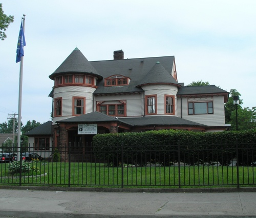 Thomas C. Wordin House