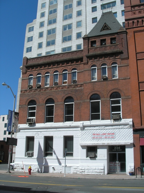 City Mission Building, Hartford