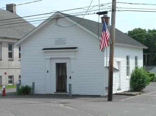 Center School, Prospect