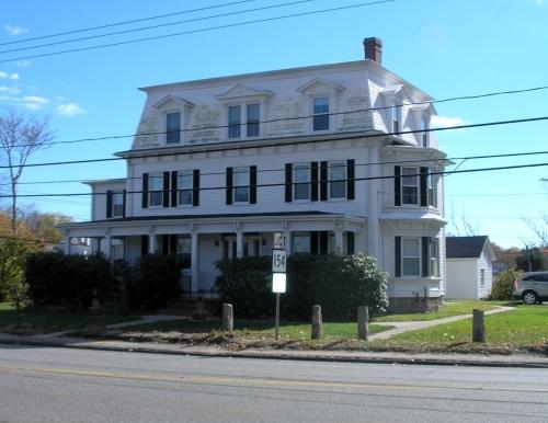 Chalker House