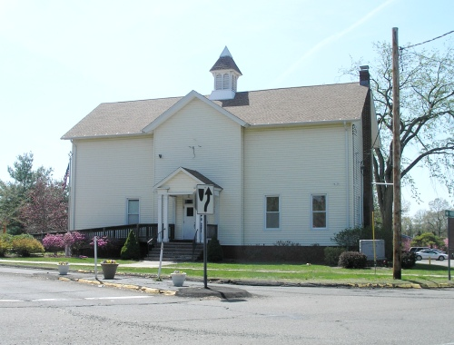 District School No. 4, North Haven