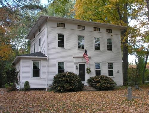 Storrs L. Hubbard House