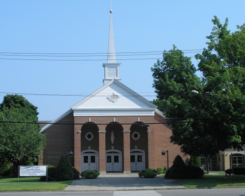 St. Mary Church, Branford