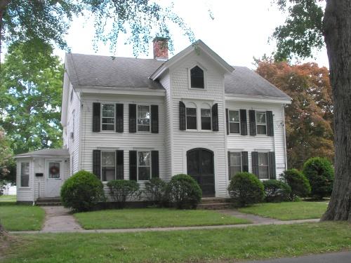 Benjamin Bulkeley House