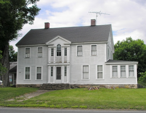 George Thompson House (1806)