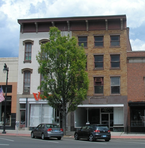 Sheldon & Fagan Buildings, Middletown